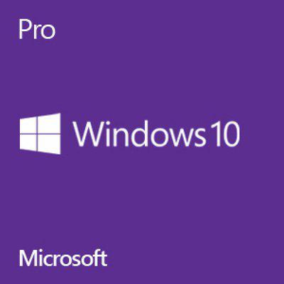 Microsoft Windows 10 Pro 64 Bit DVD Original Seal Pack(Life Time, 1 PC)