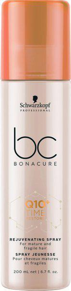 Schwarzkopf Professional Bonacure Q10 Plus Time Restore Rejuvenating Spray Conditioner(200 ml)