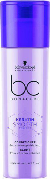 Schwarzkopf Professional Bonacure Keratin Smooth Perfect Conditioner(200 ml)