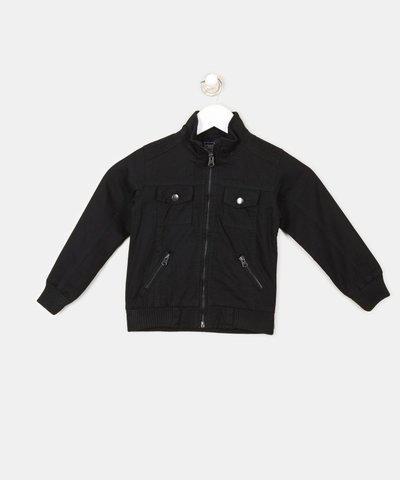 Cherokee Full Sleeve Solid Boys Jacket