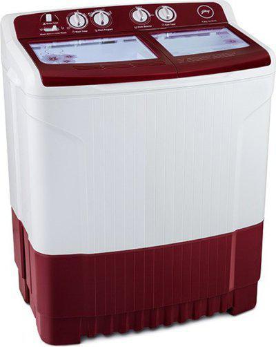 Godrej 6.8 kg Semi Automatic Top Load Maroon(WS 680 CT Wine Red)