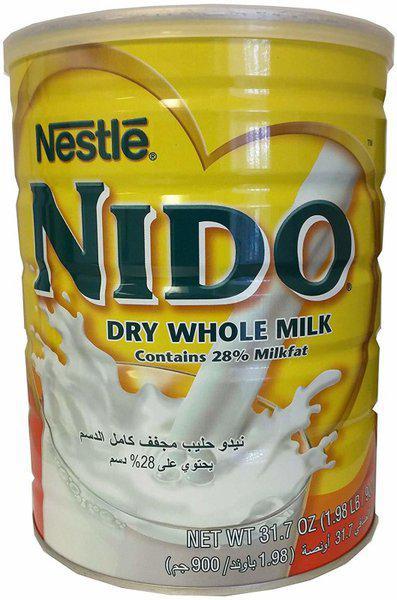 Nestle Nido Filtered Milk Powder(2.25 kg)