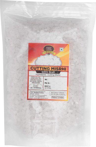 FOOD ESSENTIAL Cutting Mishri (Sugar) Sugar(500 g)