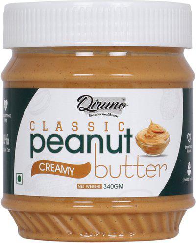 Diruno Classic Peanut Butter Creamy 340 g