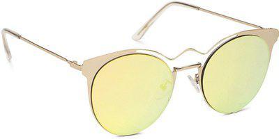 Dressberry Aviator Sunglasses(Green)
