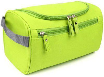 FORKLS Dopp Kit storage Bag (Green) Travel Toiletry Kit (Green) Travel Toiletry Kit(Green)