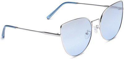 Dressberry Aviator Sunglasses(Clear)