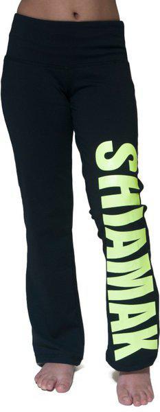 Shiamak Track Pant For Girls(Black, Pack of 1)