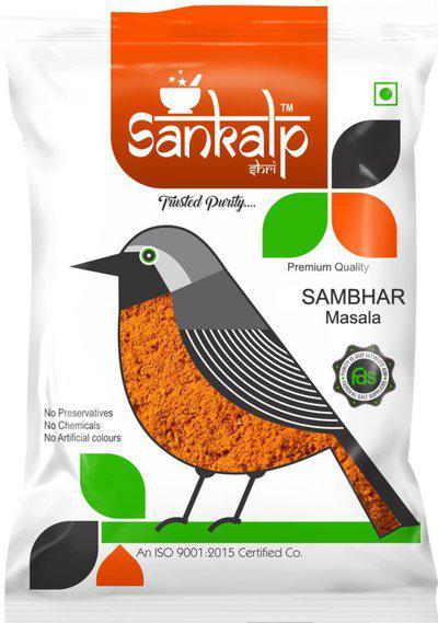Sankalpshri Sambhar Masala 200g | Sambar Masala | Sambaar Masala(200 g)