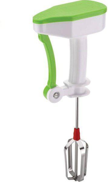 SKYFISH Milk Lassi Maker Hand Press Blender Mixer Egg Beater Lassi 0 W Hand Blender(Green)