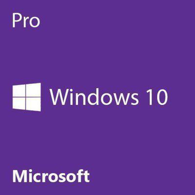 Microsoft Windows 10 Professional OEM March 2019 64 Bit & 32 Bit