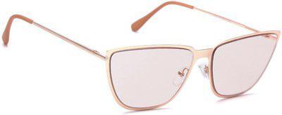 Dressberry Aviator Sunglasses(Pink)