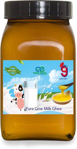 99Auth Organic Genuine Pure Natural Ghee 400 ml. 400 ml Plastic Bottle