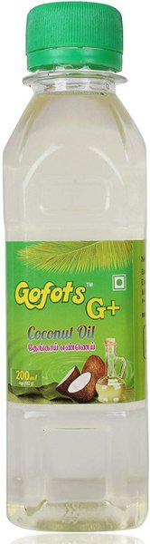 GOFOTS Coconut Oil Coconut Oil Can(500 ml)
