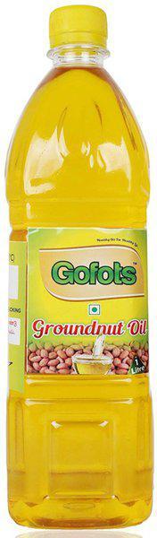 GOFOTS Groundnut oil Groundnut Oil Can(500 ml)