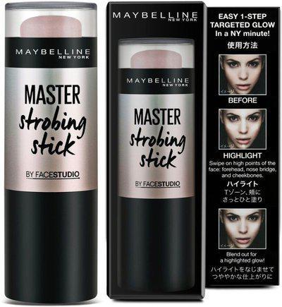 Maybelline Face Studio Strobing Stick Highlighter(Nude)