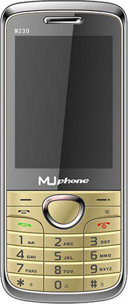 MU M230(Grey and Champagne Gold)