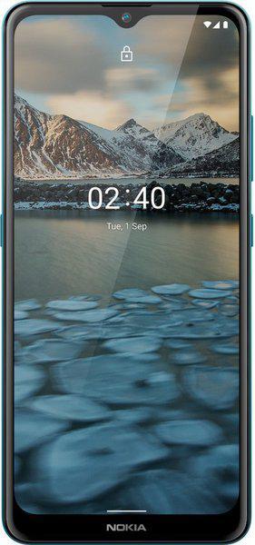 Nokia 2.4 (Fjord Blue, 64 GB)(3 GB RAM)