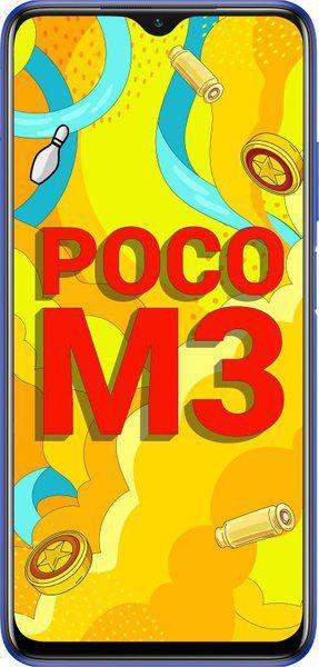 POCO M3 Pro 5G Cool Blue 128 GB6 GB RAM