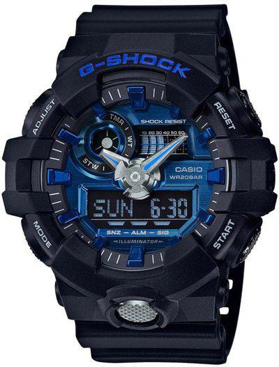 CASIO G739 G-Shock ( GA-710-1A2DR ) Analog-Digital Watch - For Men