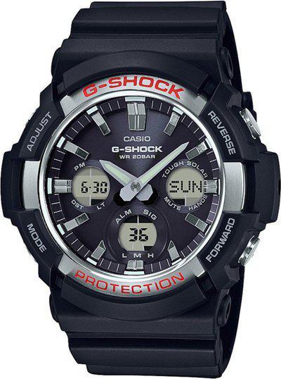 CASIO G771 G-Shock ( GAS-100-1ADR ) Analog-Digital Watch - For Men