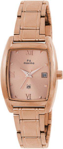MAXIMA O-49970CALR Analog Watch - For Women