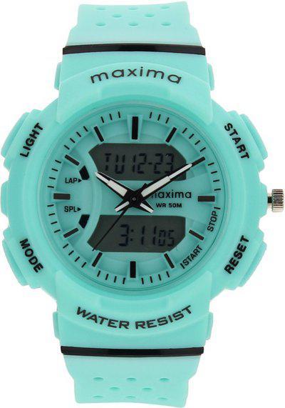 MAXIMA Analog-Digital Watch - For Women