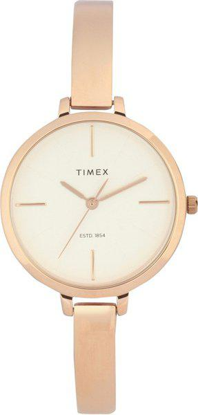 TIMEX TWEL12804 Fashion Analog Watch - For Women