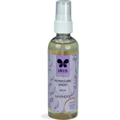 Iris Plastic Fragrances and Candles in LAVENDER Colour HomeTown