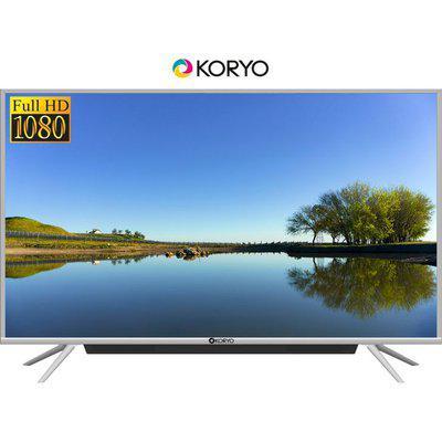 108cm (43 Inch) Full HD Ready LED TV in Black Colour by Koryo from Koryo
