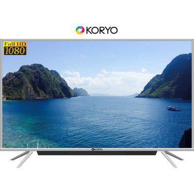 100cm (40 Inch) Full HD LED TV in Black Colour by Koryo from Koryo