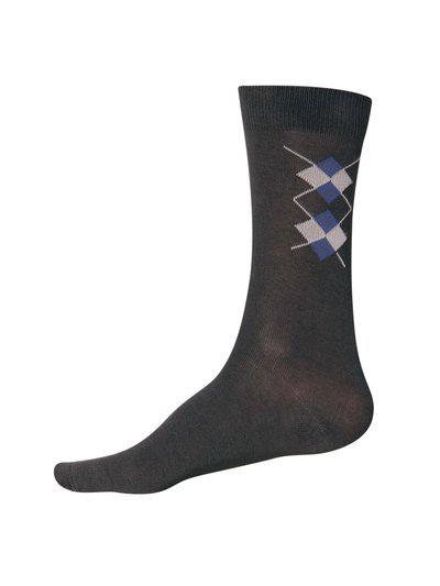 Jockey Men's Calf Socks (8901326018163_7193-0110- Black_Free Size)