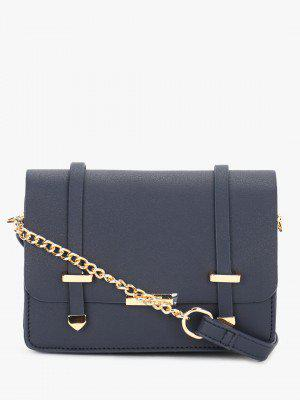 Ceriz Dual Flap Closure Sling Bag