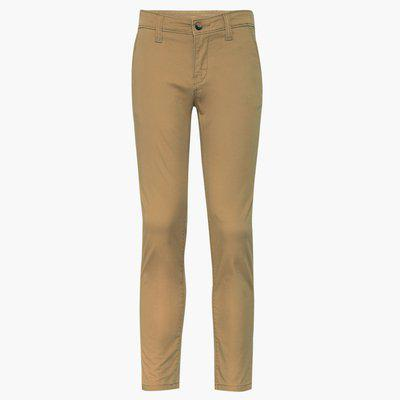 BOSSINI Solid Slim Fit Pants