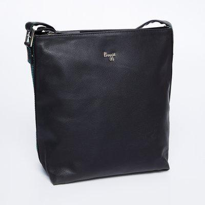 BAGGIT Solid Zip-Closure Sling Bag
