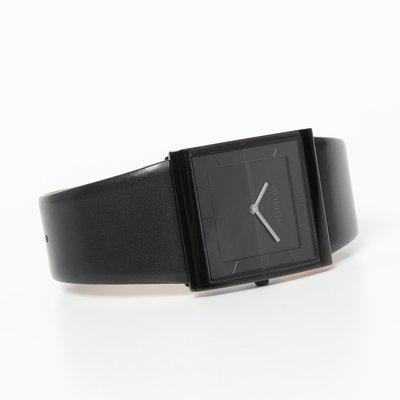 POLICE Men Leather Analog Wristwatch-PL15395USB02