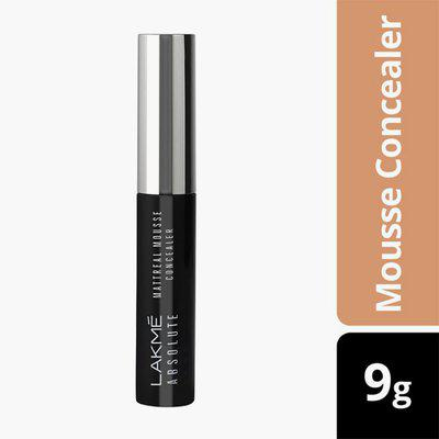 LAKME Absolute Mattereal Mousse Concealer
