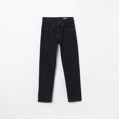 BOSSINI Regular Fit Boys Dark Blue Trousers