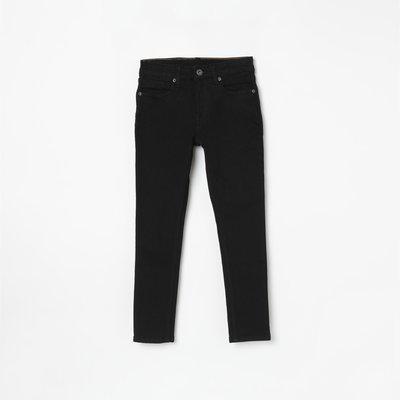 BOSSINI Solid Skinny Fit Jeans