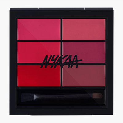 NYKAA Sealed with a Kiss! Lip Palette