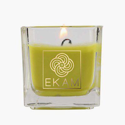 EKAM Wick Jar Candle - Jasmine