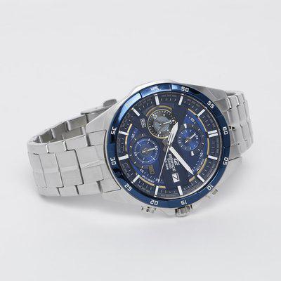 Casio Edifice Chronograph Blue Dial Men s Watch EFR-556DB-2AVUDF EX362