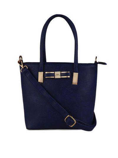 GIORDANO Blue Solid Shoulder Bag