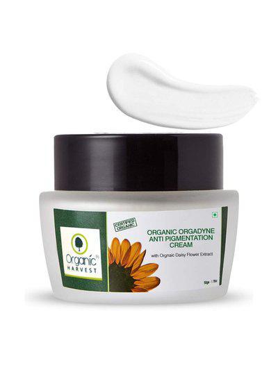 Organic Harvest Unisex Activ Luminosity Anti Pigmentation Cream 50gm