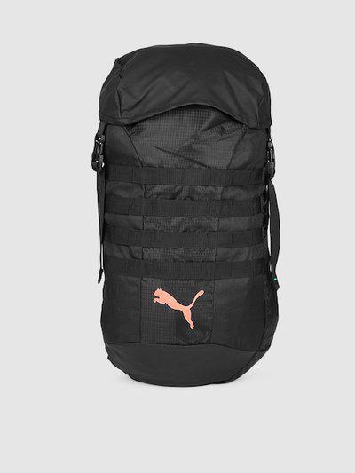 Puma Unisex Black ftblNXT Laptop Backpack