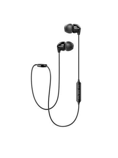 Philips Unisex Black Earphones with Mic