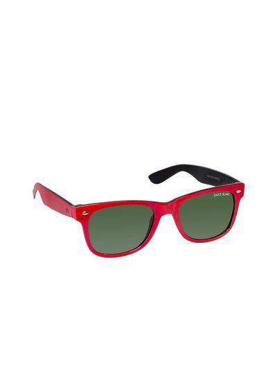 David Blake Unisex Wayfarer Sunglasses SGDB573