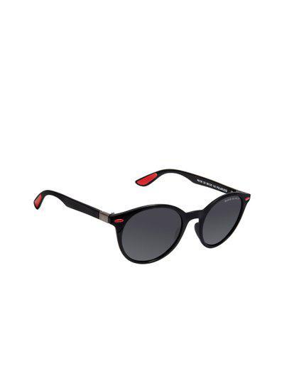 David Blake Unisex Round Sunglasses SGDB1948xP6120C6