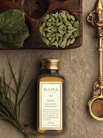 KAMA AYURVEDA Unisex Jwalini Retexturising Skin Treatment Oil 100 ml