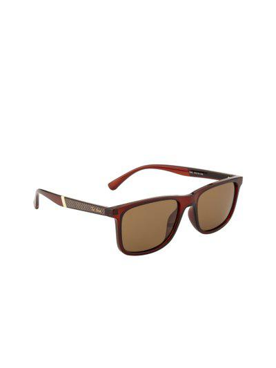 Ted Smith Unisex Wayfarer Sunglasses TS-1263S